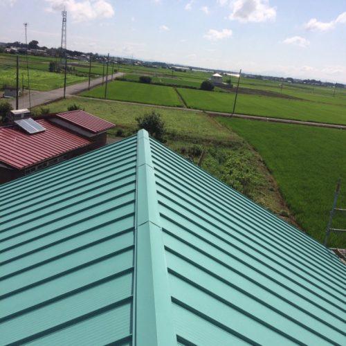 栃木市 屋根工事